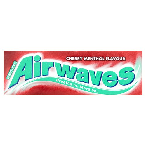AIRWAVES CHERRY MENTHOL 30 X 10 STICK