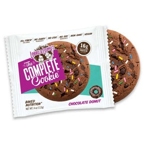 LENNY AND LARRYS COMPLETE COOKIE BAR CH DONUT 113G X 12