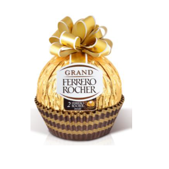 FERRERO EA GRAND ROCHER 125G X 8