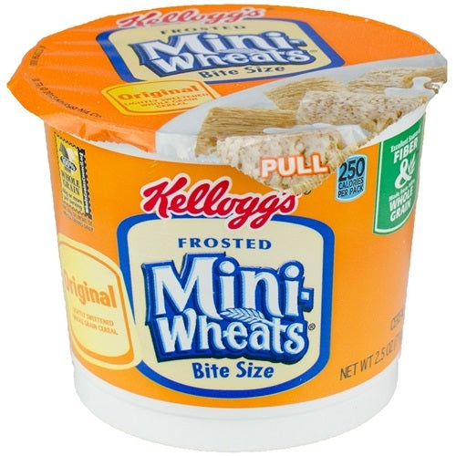FROSTED MINI WHEATS 71G X 6