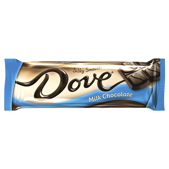 DOVE MILK CHOCOLATE 40.8G X 18