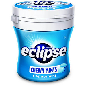 ECLIPSE JARS  CHEWY PEPPERMINT 93G X 6