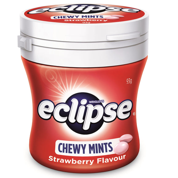 ECLIPSE JARS CHEWY STRAWBERRY 93G X 6