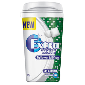 EXTRA SOFT BOTTLE SPEARMINT 67G X 6