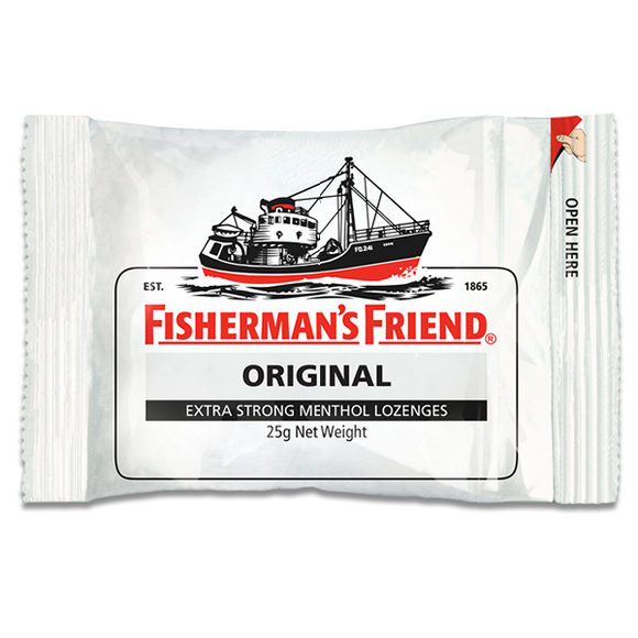 FISHERMAN'S FRIEND ORIGINAL 25G X12