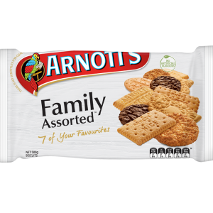 FAMILY ASSORTED 500G X 8