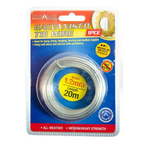 IRON TIE WIRE 1.2MM X 20M