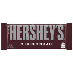 HERSHEY'S MILK CHOCOLATE 43G X 36