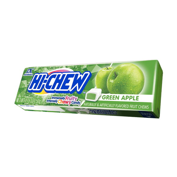 HI CHEW GREEN APPLE STICK 57G X 12