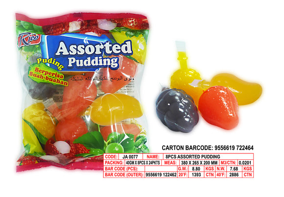 RICO PUDDING BAG 24 X 320G