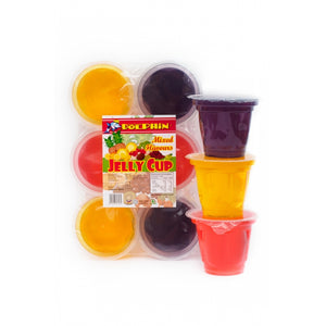 JELLY CUPS 130G 6 X 12
