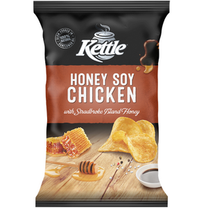 KETTLE HONEY SOY CHICKEN 175G X 12