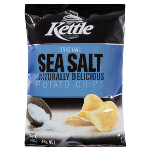 KETTLE ORIGINAL SEA SALT 45G X 18