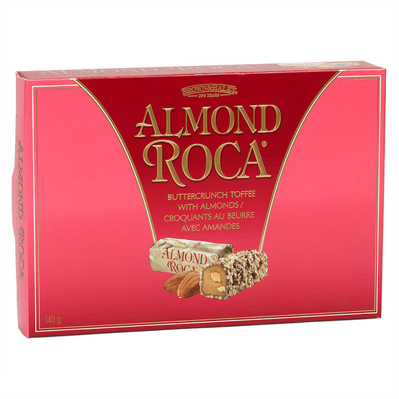ALMOND ROCA GIFT BOX 140G X 12