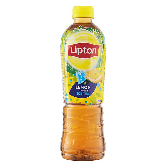 LIPTON ICE TEA LEMON 500ML X 12