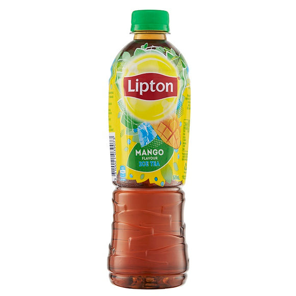 LIPTON ICE TEA MANGO 500ML X 12