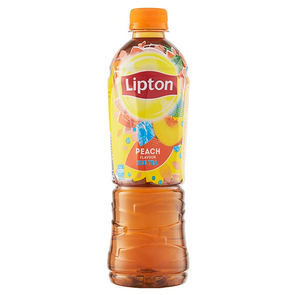 LIPTON ICE TEA PEACH 500ML X 12