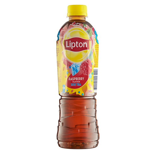 LIPTON ICE TEA RASPBERRY 500ML X 12