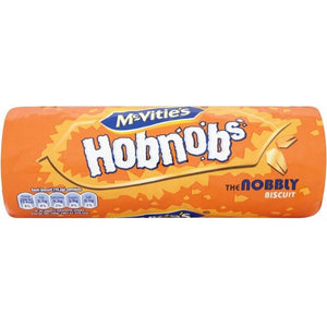 MCVITIES HOBNOBS 300G X 12