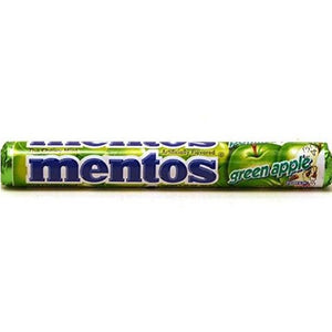 MENTOS GREEN APPLE 37.5G X 15