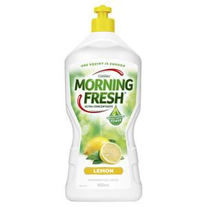 MORNING FRESH LEMON 900ML X 8