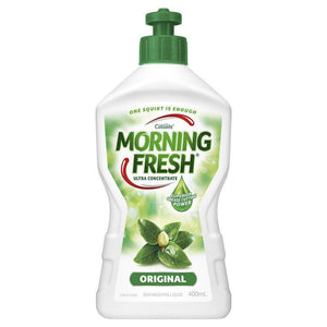 MORNING FRESH ORIGINAL 400ML X 12