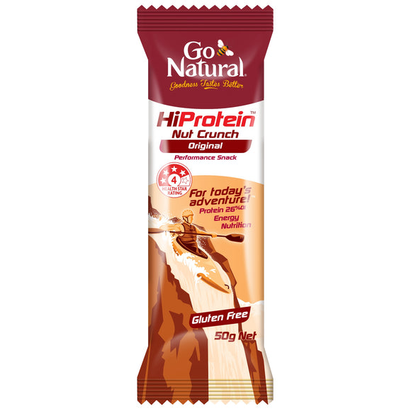 GO NATURAL HI PROTEIN ORIGINAL 50G X 16
