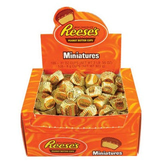 REESE'S MINIATURES 8G X 105