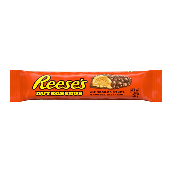 REESE'S NUTRAGEOUS 47G X 18