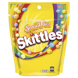 SKITTLES SMOOTHIES 190G X 12