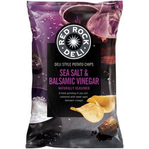 RED ROCK SEA SALT & BALSAMIC VINEGAR 45G X 18
