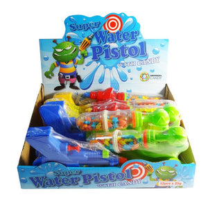 SUPER WATER PISTOL 25G X12