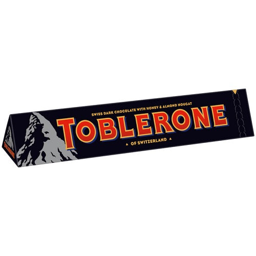 TOBLERONE DARK 100G X20