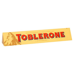 TOBLERONE MILK 100G X20