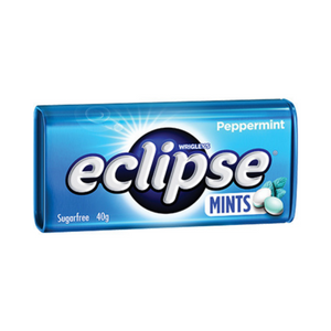 ECLIPSE PEPPERMINT MINTS 40G X 12
