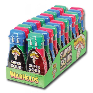WARHEADS SUPER SOUR DOUBLE DROPS 30ML X 24