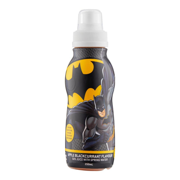 FRUITY BURST APPLE BLACKCURRANT BATMAN 250ML X 24