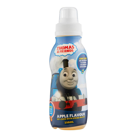 FRUITY BURST APPLE THOMAS THE TRAIN 250ML X 24