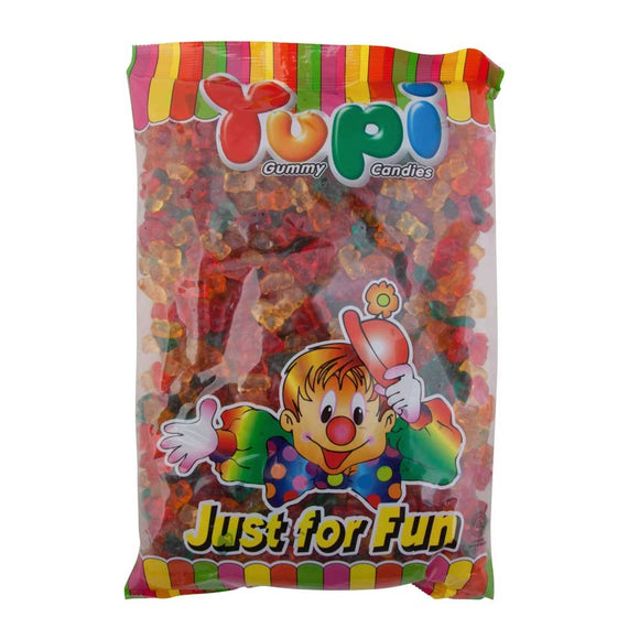 YUPI GUMMY BEARS SMALL 2KG
