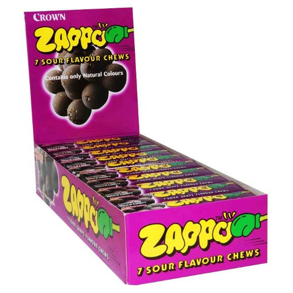 ZAPPO SOUR GRAPE X60