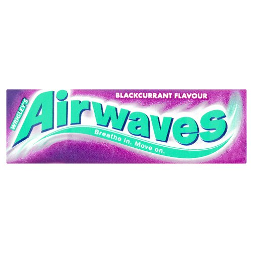 AIRWAVES BLACKURRANT 30 X 10 STICK