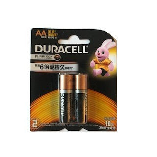 DURACELL BATTERIES AA 2'S X 12