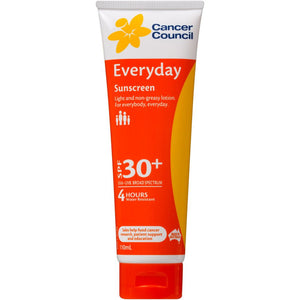 CANCER COUNCIL  SUNSCREEN EVERYDAY 110ML X 24