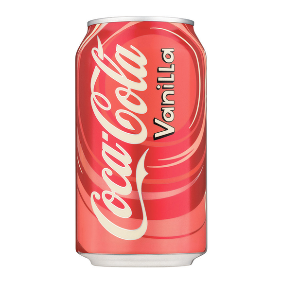 COKE VANILLA 355ML X12