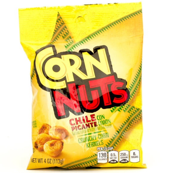 CORN NUTS CHILLI PICANTE 113G X 12