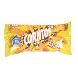 MAMEE CORNTOS CHEESE 20G X 30