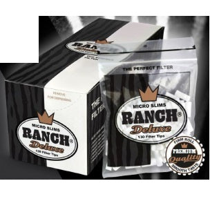 RANCH DELUXE MICRO SLIM X 12 BAGS