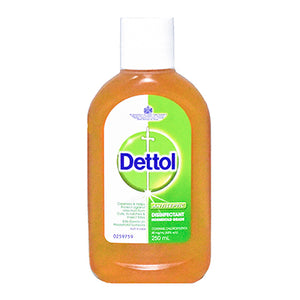 DETTOL ANTISEPTIC LIQUID HOME CLASSIC 250ML