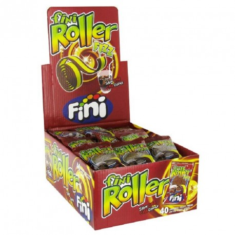 FINI ROLLER COLA 25G X 40