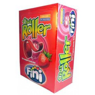 FINI ROLLER STRAWBERRY 25G X 40